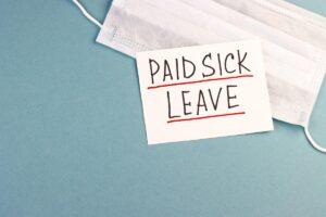 paid sick leave